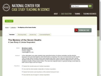 Omar C  Garcia     Page       Explore Texas LifeSciTRC org   Search Results